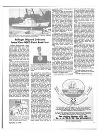 Maritime Reporter Magazine, page 5,  Sep 15, 1985 Louisiana