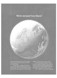Maritime Reporter Magazine, page 10,  Oct 15, 1985 BP