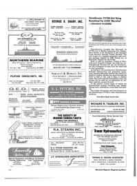 Maritime Reporter Magazine, page 102,  Nov 1985 Ontario