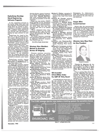 Maritime Reporter Magazine, page 103,  Nov 1985