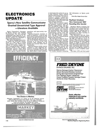 Maritime Reporter Magazine, page 104,  Nov 1985