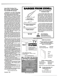 Maritime Reporter Magazine, page 107,  Nov 1985