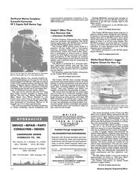 Maritime Reporter Magazine, page 114,  Nov 1985 Indiana