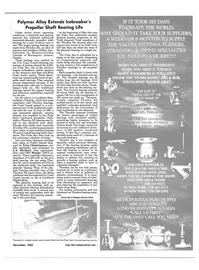 Maritime Reporter Magazine, page 115,  Nov 1985 New York