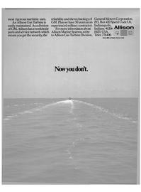 Maritime Reporter Magazine, page 13,  Nov 1985 United States
