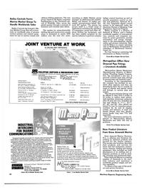 Maritime Reporter Magazine, page 16,  Nov 1985 New Jersey