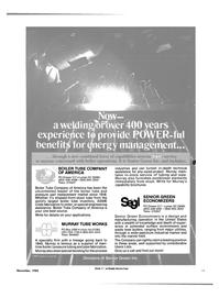 Maritime Reporter Magazine, page 17,  Nov 1985 Ini