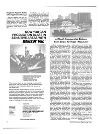 Maritime Reporter Magazine, page 18,  Nov 1985