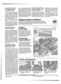 Maritime Reporter Magazine, page 39,  Nov 1985 Ohio