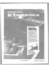 Maritime Reporter Magazine, page 40,  Nov 1985 Houston Ship Channel