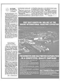 Maritime Reporter Magazine, page 47,  Nov 1985 George Konst