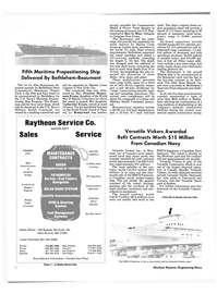 Maritime Reporter Magazine, page 4,  Nov 1985 Maryland