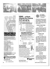 Maritime Reporter Magazine, page 60,  Nov 1985 Ohio