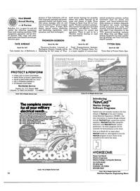 Maritime Reporter Magazine, page 68,  Nov 1985 Virginia