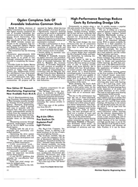 Maritime Reporter Magazine, page 74,  Nov 1985