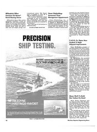 Maritime Reporter Magazine, page 76,  Nov 1985