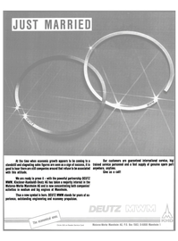 Maritime Reporter Magazine, page 77,  Nov 1985 Motoren-Werke Mannheim AG