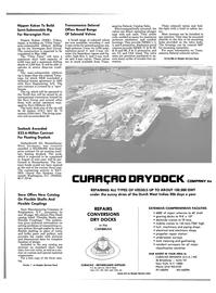 Maritime Reporter Magazine, page 79,  Nov 1985 Caribbean