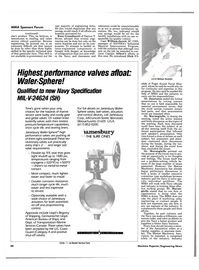 Maritime Reporter Magazine, page 82,  Nov 1985