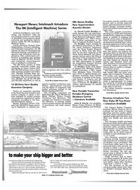 Maritime Reporter Magazine, page 85,  Nov 1985 voice recognition