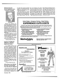 Maritime Reporter Magazine, page 7,  Nov 1985 Massachusetts