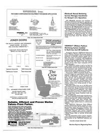 Maritime Reporter Magazine, page 94,  Nov 1985 California