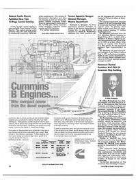 Maritime Reporter Magazine, page 8,  Dec 1985