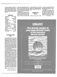 Maritime Reporter Magazine, page 23,  Dec 1985