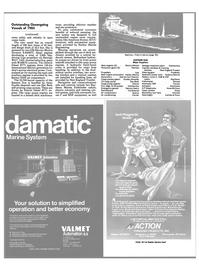 Maritime Reporter Magazine, page 26,  Dec 1985