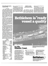 Maritime Reporter Magazine, page 28,  Dec 1985 Dan Lifeboats Harding