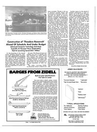 Maritime Reporter Magazine, page 50,  Dec 1985