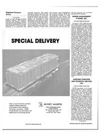 Maritime Reporter Magazine, page 60,  Dec 1985 nance management