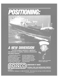 Maritime Reporter Magazine, page 67,  Dec 1985