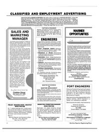 Maritime Reporter Magazine, page 84,  Dec 1985