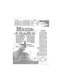 Maritime Reporter Magazine, page 12,  Jan 1986 Florida