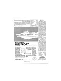 Maritime Reporter Magazine, page 20,  Jan 1986 Washington