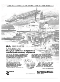 Maritime Reporter Magazine, page 2nd Cover,  Jan 15, 1986