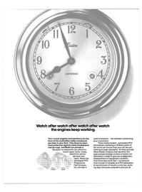 Maritime Reporter Magazine, page 20,  Jan 15, 1986