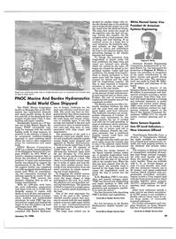 Maritime Reporter Magazine, page 27,  Jan 15, 1986