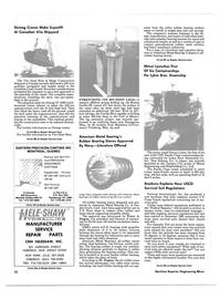 Maritime Reporter Magazine, page 30,  Jan 15, 1986