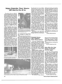 Maritime Reporter Magazine, page 34,  Jan 15, 1986