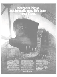 Maritime Reporter Magazine, page 4th Cover,  Jan 15, 1986