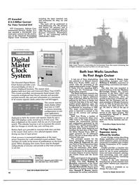Maritime Reporter Magazine, page 8,  Feb 1986 Thomas Sovereign Gates , Jr.