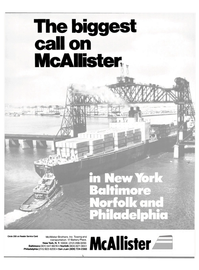 Maritime Reporter Magazine, page 1,  Feb 1986 New York