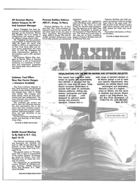 Maritime Reporter Magazine, page 29,  Feb 1986 To Navy
