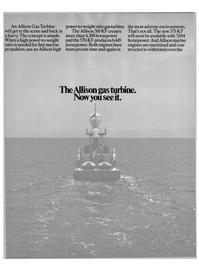 Maritime Reporter Magazine, page 30,  Feb 1986 gas turbine