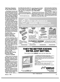 Maritime Reporter Magazine, page 39,  Feb 1986 Nova Scotia