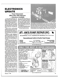 Maritime Reporter Magazine, page 41,  Feb 1986 Texas