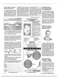 Maritime Reporter Magazine, page 46,  Feb 1986 U S NAVY