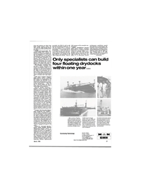 Maritime Reporter Magazine, page 25,  Mar 1986